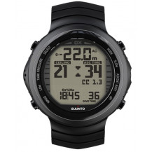 Suunto DX Dive Computer Smart Watch - Black Titanium