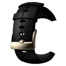 Suunto Spartan Ultra Silicone Strap - Black Gold