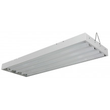 T5 Fluorescent Grow Light 2X4 (includes 4x 24w 6500K Lamps)