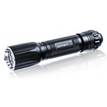 Nextorch TA30 One-Step-Strobe Tactical Flashlight - 1100 Lumens, Black