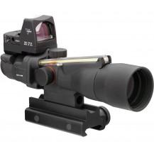 Trijicon ACOG 3x30 Dual Illum Amb Horseshoe/Dot.223 w/TA60 & RMR™