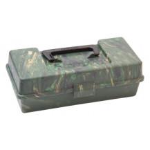MTM BH-12 Broadhead Tackle Box - Wild Camo