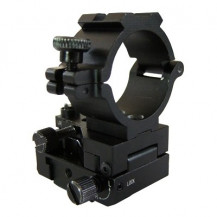 Nova 5 Windage & Elevation Adjustable Scope Mount