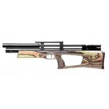 Taipan Veteran Bullpup PCP Air Rifle - 5.5mm, Green Laminate