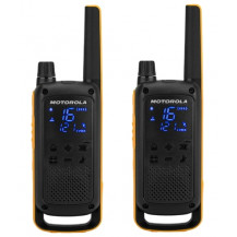 Motorola Talkabout T82 Extreme Walkie Talkie Twin Pack