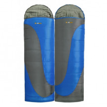 Oztrail Tasman Twinpack Sleeping Bag Set - 2 Pack