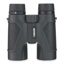 Carson 3D Series 10x42mm HD Binocular with ED Glass - Black