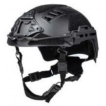 Hard Head Veterans Tactical ATE Bump Helmet - ML, Black