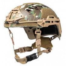 Hard Head Veterans Tactical ATE Bump Helmet - ML, Muticam