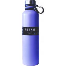 Thermosteel Fresh Stainless Steel Vacuum Bottle - 1L, Purple