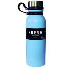 Thermosteel Fresh Stainless Steel Vacuum Bottle - 550ml, Blue