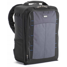 Think Tank FPV Airport Helipak Backpack - Black front view -