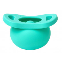 Tobbie & Co Pop Pacifier - In Teal Life - Front View