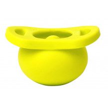 Tobbie & Co Pop Pacifier - Pick Up and Lime - Front View