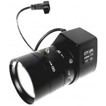 Top CCTV Varifocal Lens - 6-60mm (Image For Illustration Purposes ONLY)