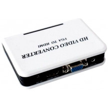 Top CCTV VGA to HDMI Converter