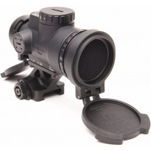 Trijicon 1x25 MRO Patrol 2.0 MOA Adjustable Red Dot Sight - 1/3 Co-Witness Quick Release Mount