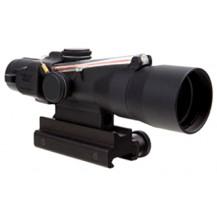 Trijicon 3x30 Compact ACOG Scope - Dual Illuminated, Red Crosshair 300BLK 115/220gr. Ballistic Reticle