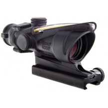 Trijicon ACOG 4x32 Scope - Dual Illuminated, Amber Crosshair 300 BLK Reticle