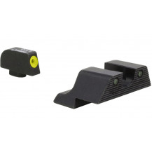 Trijicon HD XR Glock Night Sight Set - Yellow Front Outline