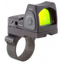 Trijicon RMR Type 2 LED Sight w- RM36 Mount - 6.5 MOA Red Dot