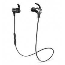 TaoTronics Wireless Bluetooth In-Ear Headphones - Black