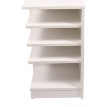 Kaio Turin Bedside 4 Shelf