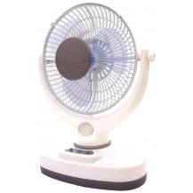 UltraTec Tornado Oscillating Fan w/ Emergency LED Light
