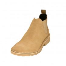Veldskoen Urban Chelsea Boot - Natural Sole, UK Size 9