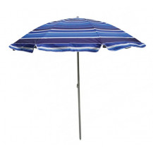 Seagull UV50 Silver Coated Beach Umbrella - 225cm