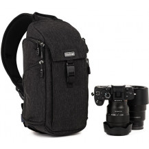 Think Tank Urban Access 8 Sling Bag - Black front view -  Camera Equipment NOT Included