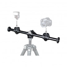 Vanguard Multi-Mount 6 Tripod Bar (Camera Equipment + Tripod NOT Included)