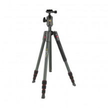Vanguard VEO 2 204AB Tripod - Red