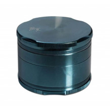 Black Leaf New Edge 4-part Grinder - Turquoise