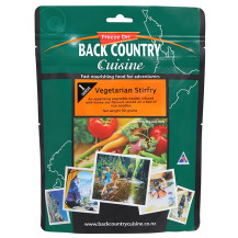 Back Country Cuisine Vegetarian Stirfry Freeze Dried Meal