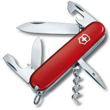 Victorinox Spartan Swiss Army Knife - Red, 91mm