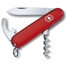 Victorinox Waiter Pocket Knife - Red