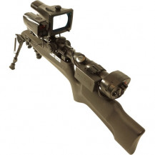 NiteSite Dark Ops Viper Night Vision System - 100m - Rifle and Scope NOT included