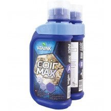 VitaLink Coir Max A&B Plant Feed for Soft Water - 1L