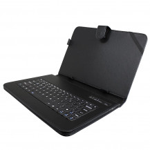 Volkano Bleugaurd Series Tablet Cover with built-in keypad - 10""