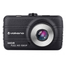 Volkano Freeway Series Dashcam - 1080p