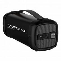 Volkano Mega Bazooka Series Squared Bluetooth Speaker