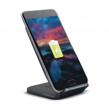 Volkano Pylon Series Upright Wireless Charger - Does NOT Include Phone