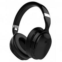 Volkano Silenco Series Over-Ear Headphones - Black