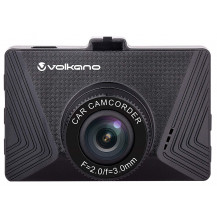 Volkano Suburbia Series Dashcam - 720p