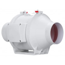 "Vtronic AC Mixed Flow Inline Duct Fan - 100mm (4"")"