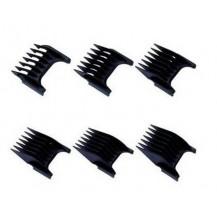 Wahl 6 Piece Comb Attachment Set - main