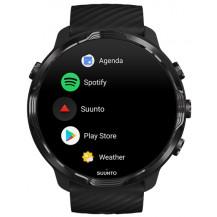 Suunto 7 GPS Sports Smart Watch - Black Lime