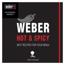 Weber Hot and Spicy Cookbook