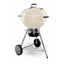 "Weber Master-Touch GBS Charcoal Braai - 22"", Ivory"